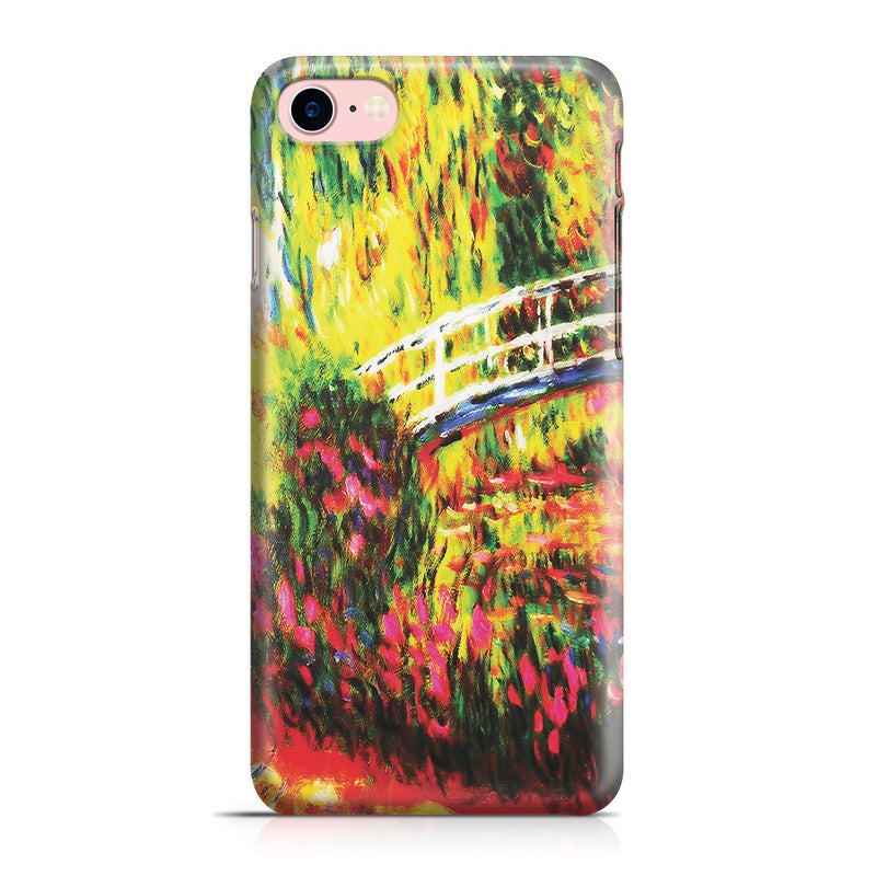 iPhone 6 | 6s Plus Case - The Japanese Bridge (The Water-Lily Pond, Water Irises) by Claude Monet