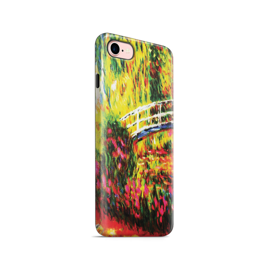 iPhone 6 | 6s Adventure Case - The Japanese Bridge (The Water-Lily Pond, Water Irises) by Claude Monet