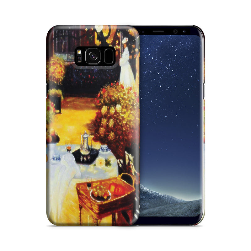 Galaxy S8 Plus Case - The Luncheon by Claude Monet