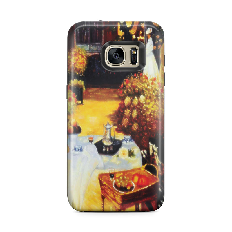 Galaxy S7 Edge Adventure Case - The Luncheon by Claude Monet