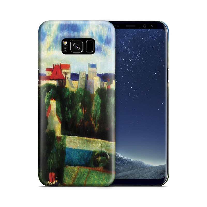 Galaxy S8 Case - The Market Gardens of Vaugirard, 1879 by Paul Gauguin
