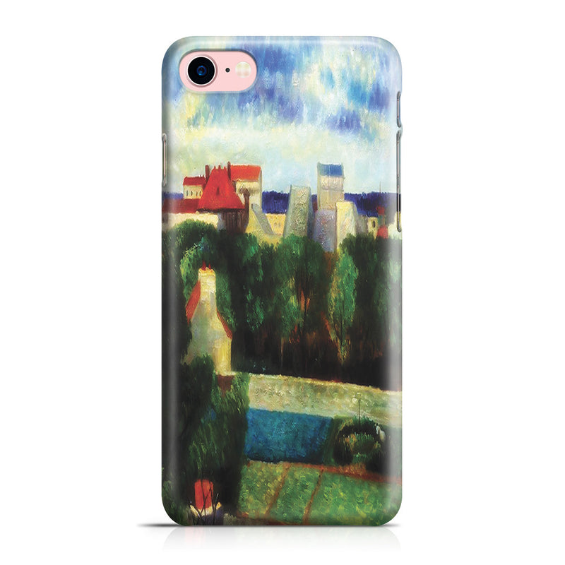 iPhone 7 Case - The Market Gardens of Vaugirard, 1879 by Paul Gauguin