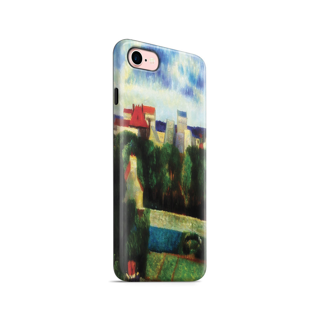 iPhone 7 Adventure Case - The Market Gardens of Vaugirard, 1879 by Paul Gauguin