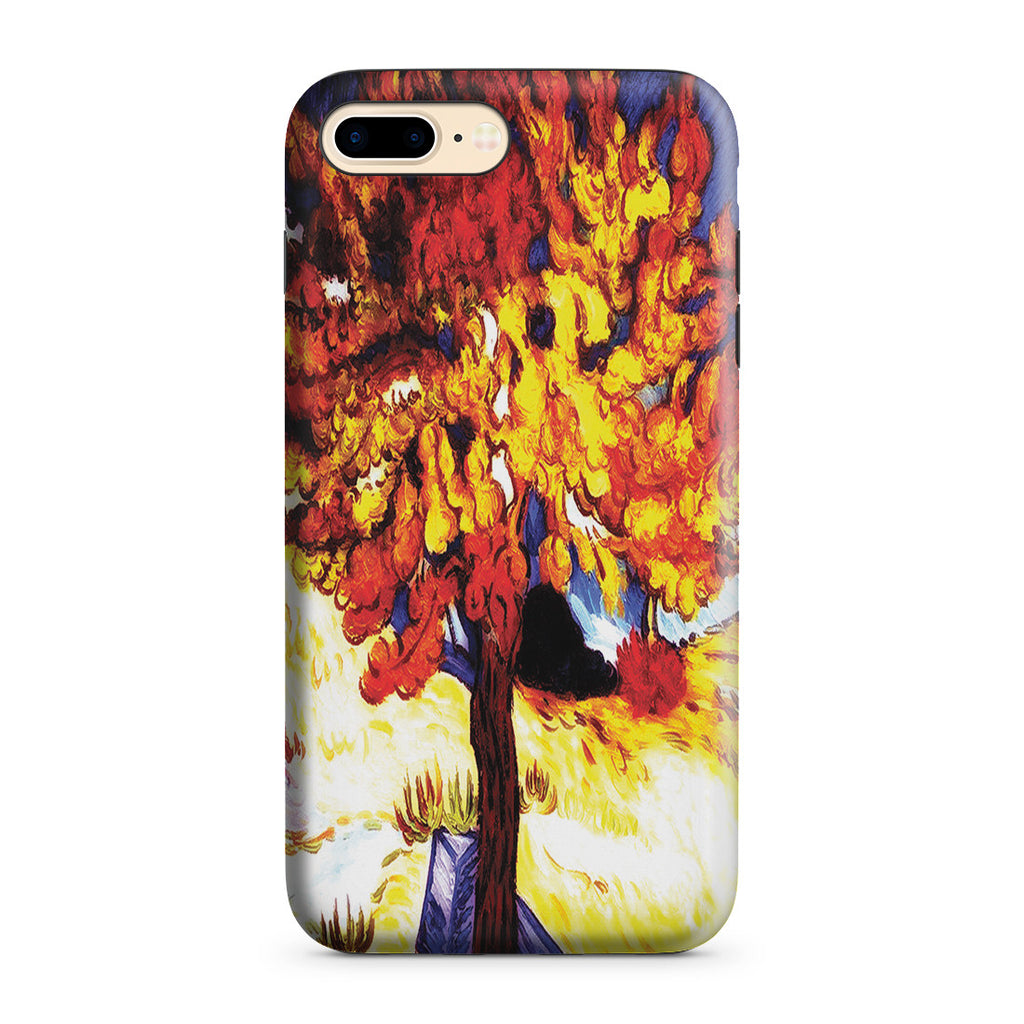 iPhone 7 Plus Adventure Case - The Mulberry Tree by Vincent Van Gogh