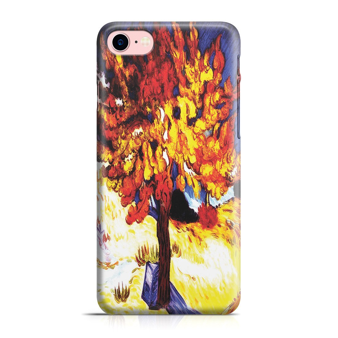 more photos 1cec8 905ff iPhone 8 Case - The Mulberry Tree by Vincent Van Gogh