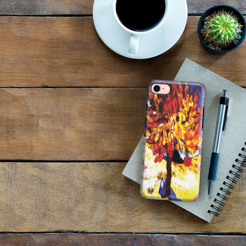 iPhone 6 | 6s Plus Adventure Case - The Mulberry Tree by Vincent Van Gogh