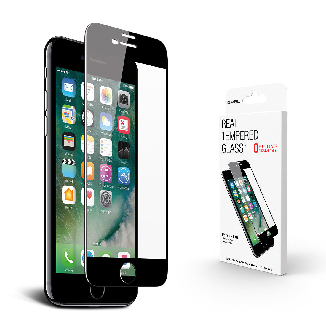 iphone 7 phone screen protector case