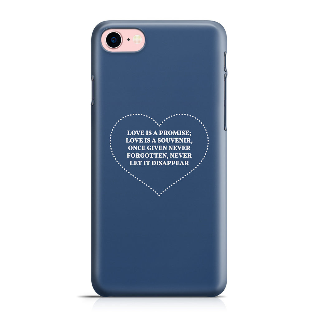 iPhone 7 Case - The Greatest Gift Is Love