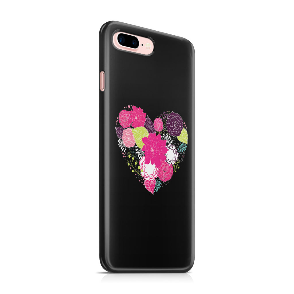 iPhone 7 Plus Case - Love is a Flower You've Got to Let it Grow