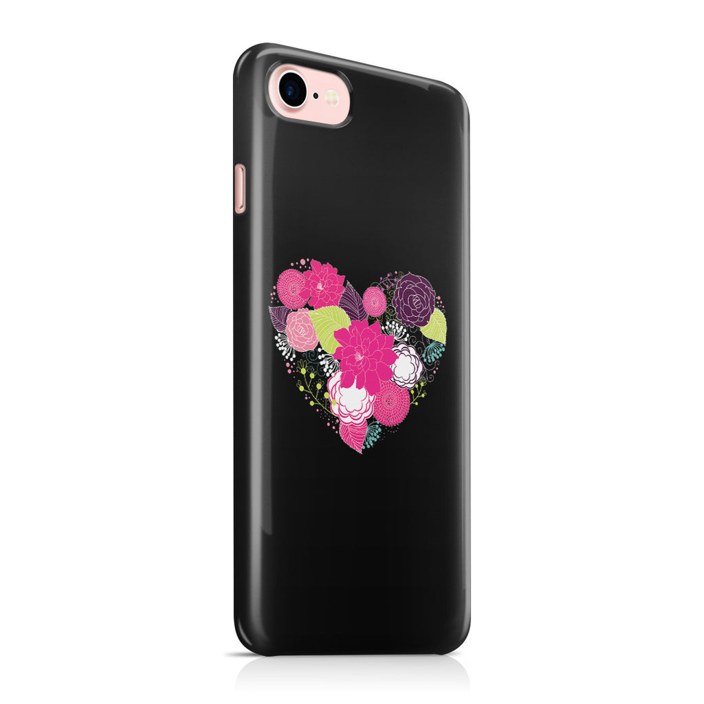 iPhone 7 Case - Love is a Flower You've Got to Let it Grow