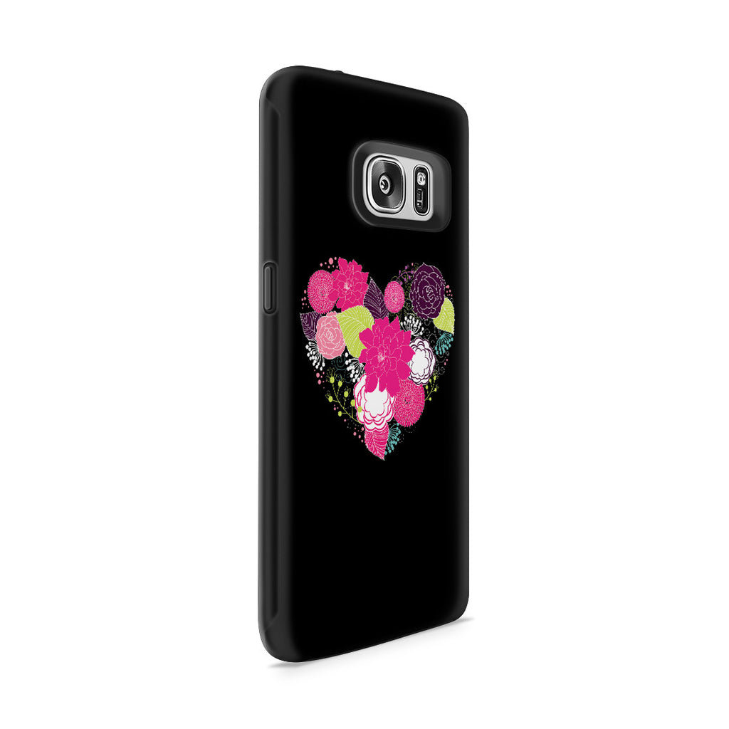 Galaxy S7 Adventure Case - Love is a Flower You've Got to Let it Grow