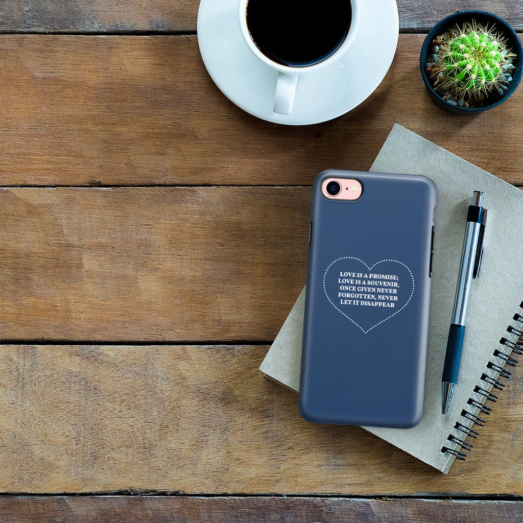 iPhone 7 Adventure Case - The Greatest Gift Is Love