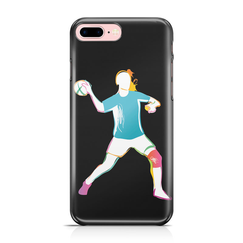 iPhone 7 Plus Case - Woman Handball