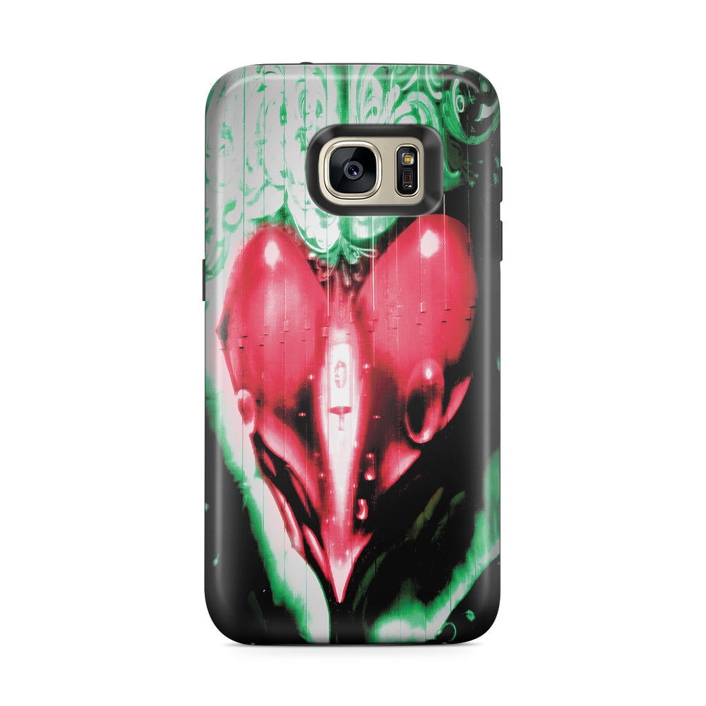 Galaxy S7 Edge Adventure Case - From the Heart