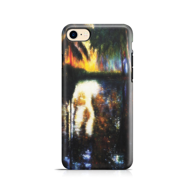 iPhone 6 | 6s Adventure Case - The Pond at Montgeron, 1876 by Claude Monet