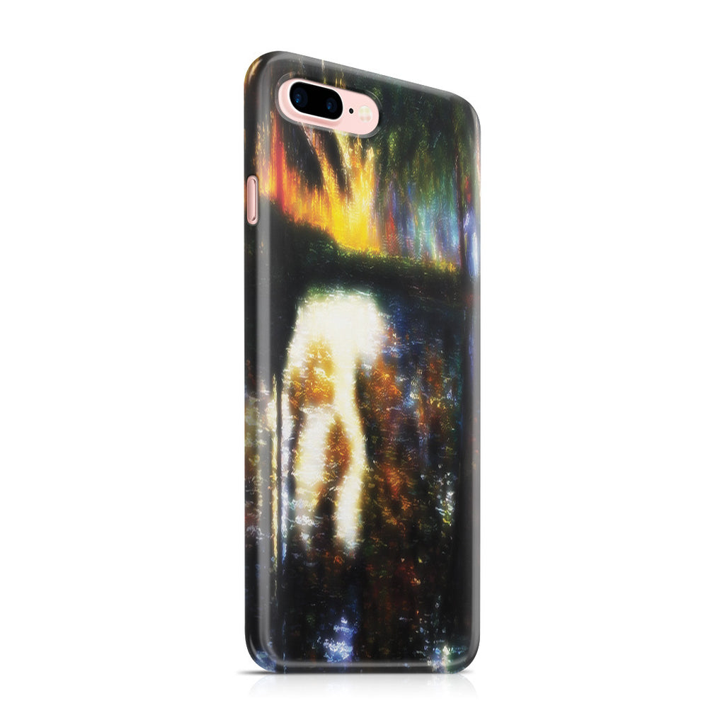iPhone 7 Plus Case - The Pond at Montgeron, 1876 by Claude Monet
