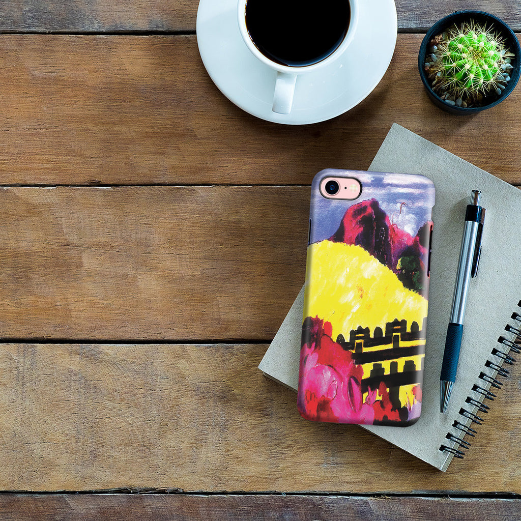 iPhone 6 | 6s Plus Adventure Case - The Sacred Mountain, 1892 by Paul Gauguin