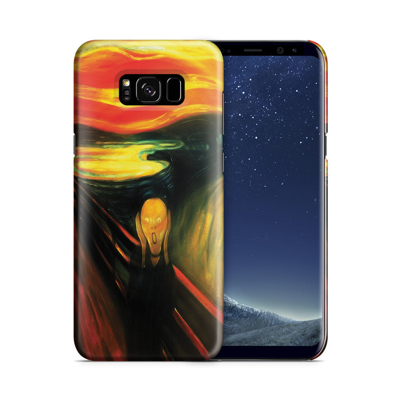 Galaxy S8 Case - The Scream by Edvard Munch
