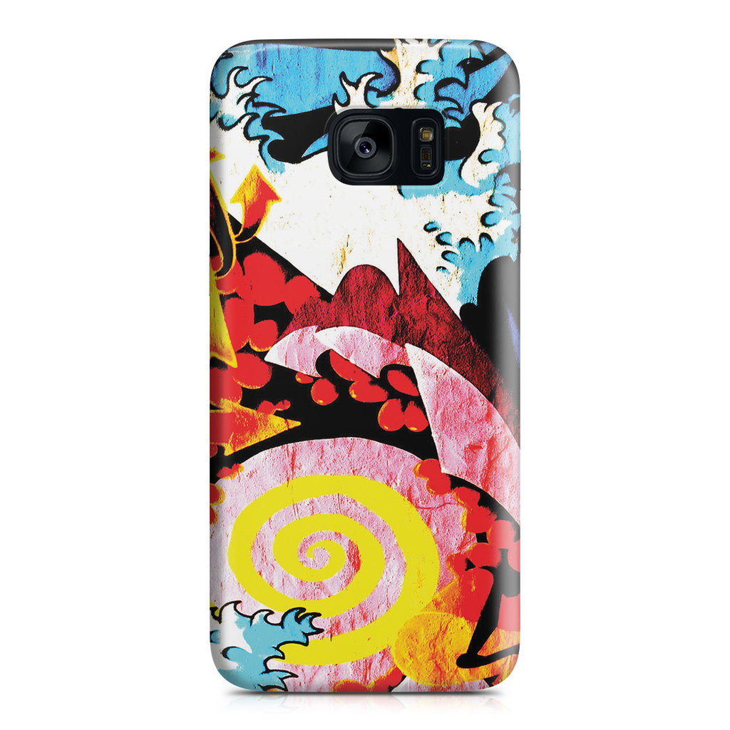 Galaxy S7 Edge  Case - Wavey