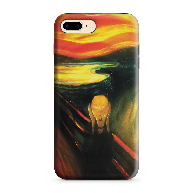 iPhone 7 Plus Adventure Case - The Scream by Edvard Munch