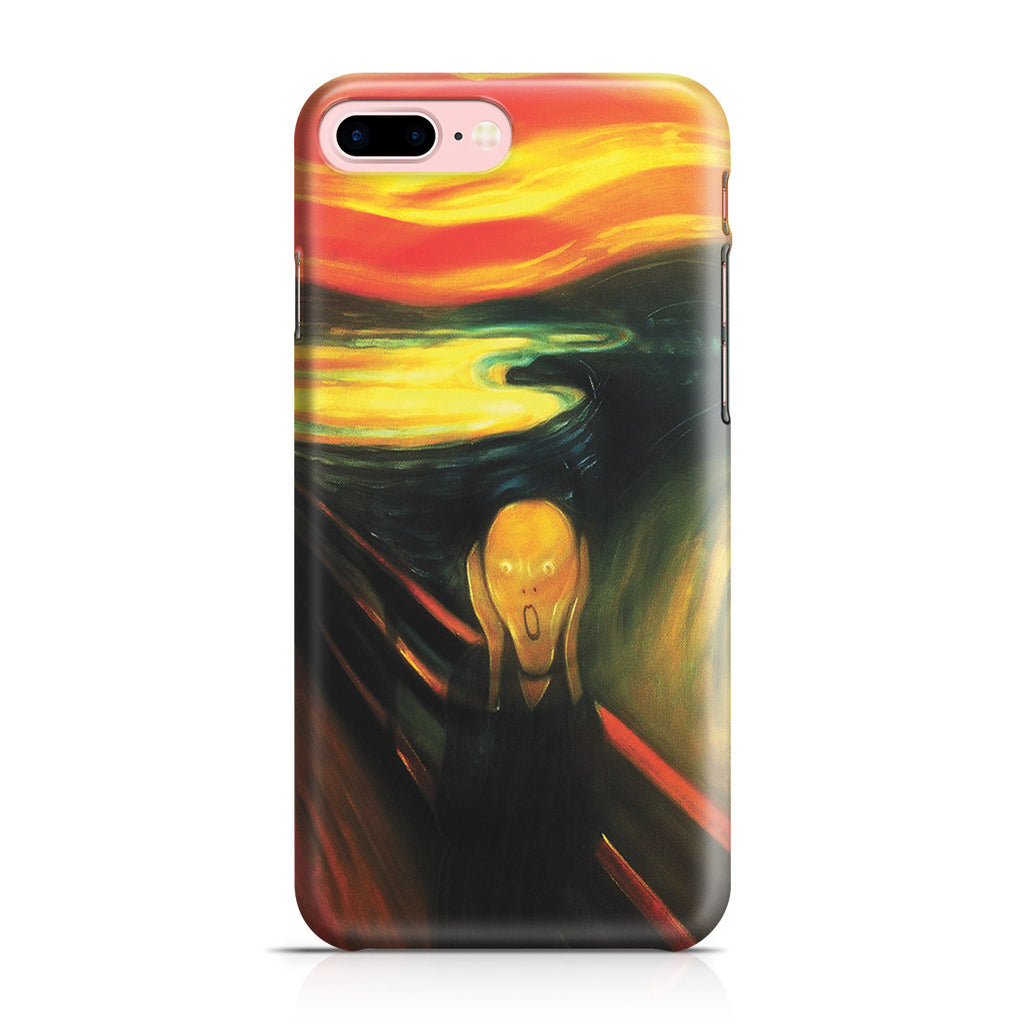 iPhone 7 Plus Case - The Scream by Edvard Munch