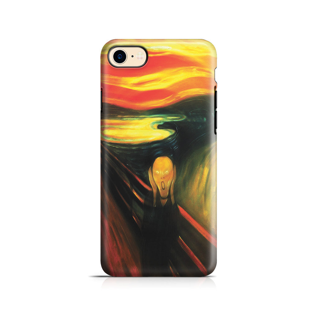 iPhone 7 Adventure Case - The Scream by Edvard Munch