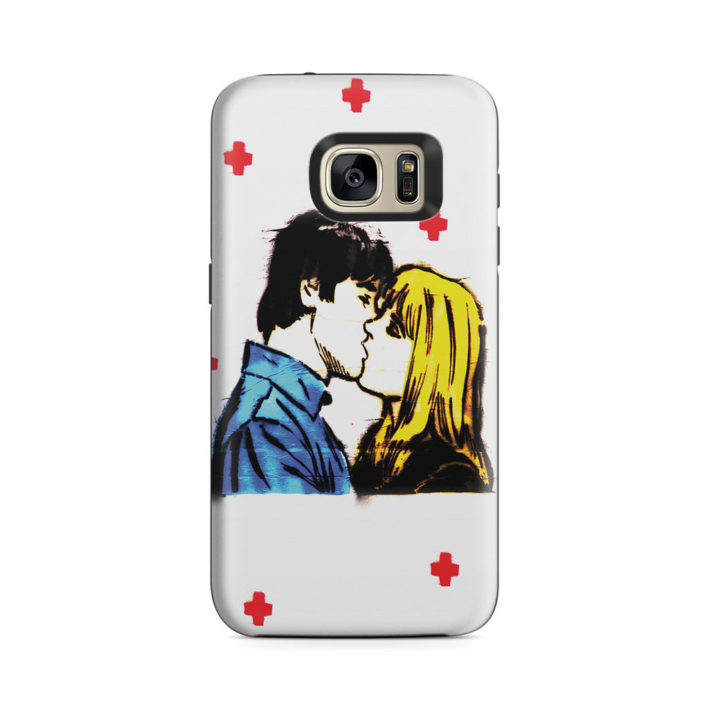 Galaxy S7 Adventure Case - First Kiss
