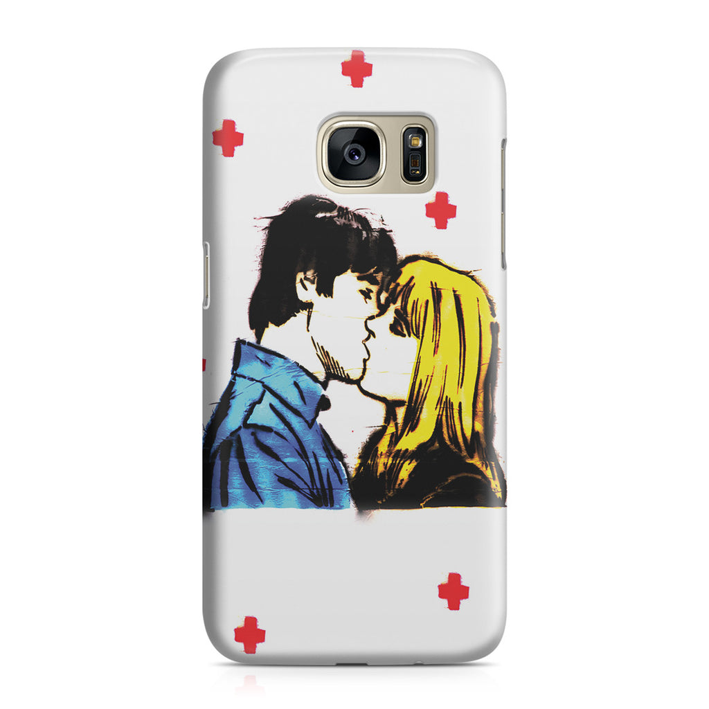 Galaxy S7  Case - First Kiss