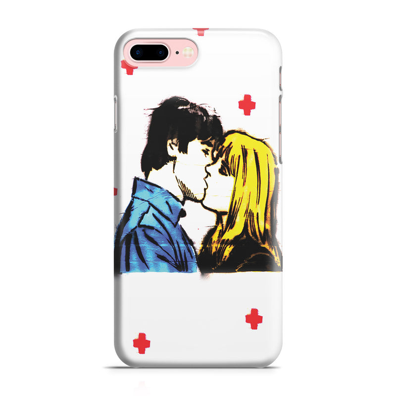 iPhone 7 Plus  Case - First Kiss