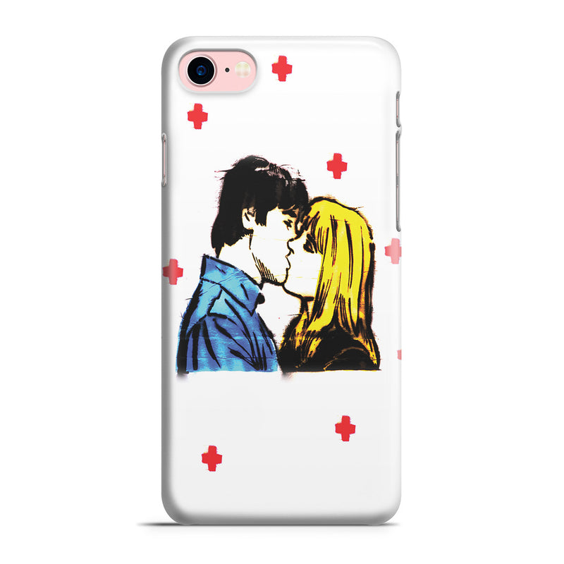 iPhone 7  Case - First Kiss