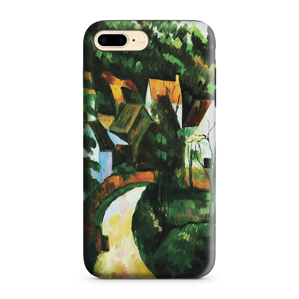 iPhone 7 Plus Adventure Case - Turn In The Road, by Paul Cezanne