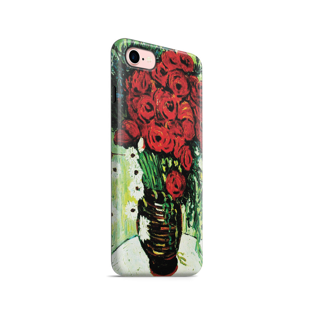 iPhone 6 | 6s Plus Adventure Case - Vase with Daisies and Poppies by Vincent Van Gogh