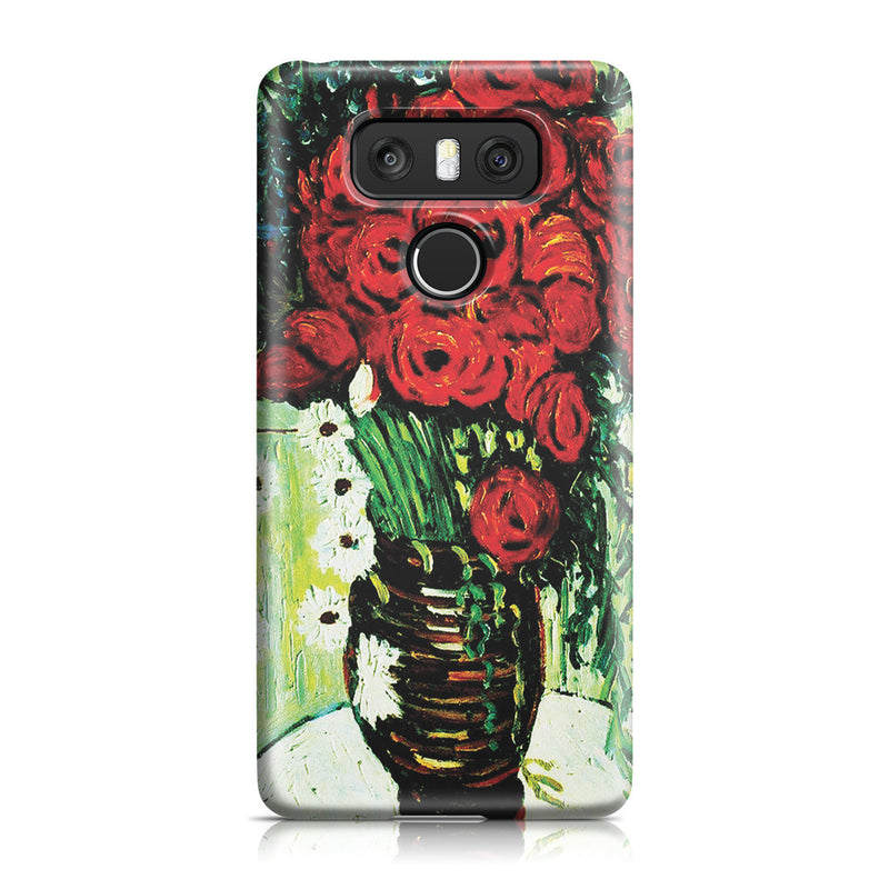 LG G6 Case - Vase with Daisies and Poppies by Vincent Van Gogh