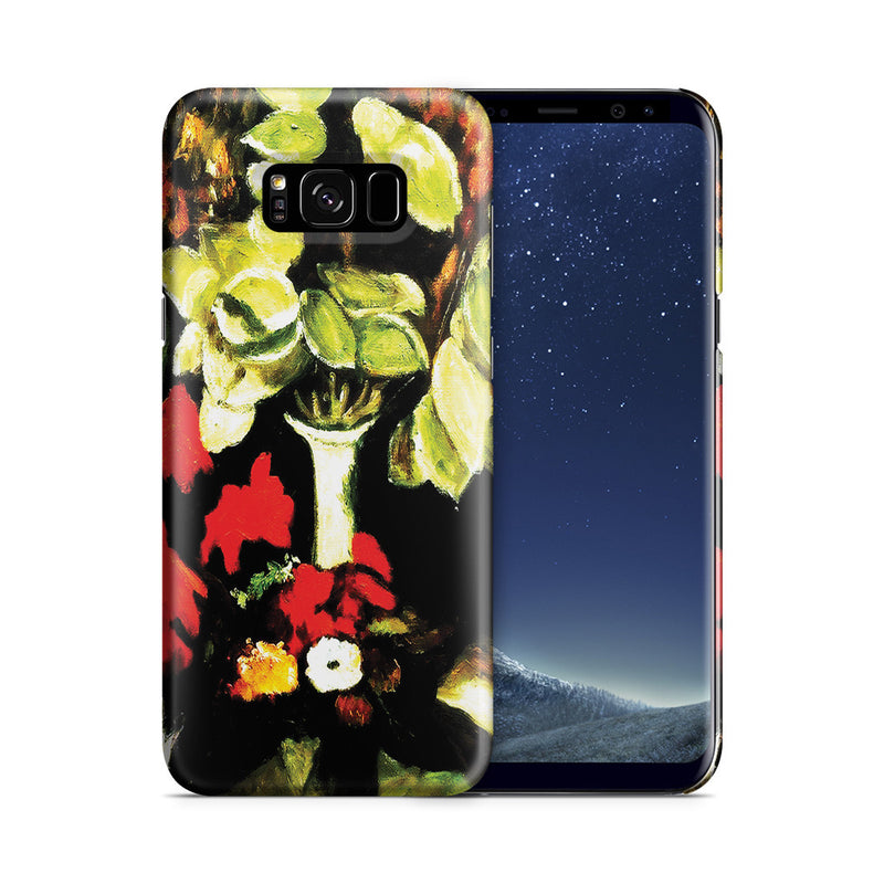 Galaxy S8 Plus Case - Vase with Honesty,1884 by Vincent Van Gogh