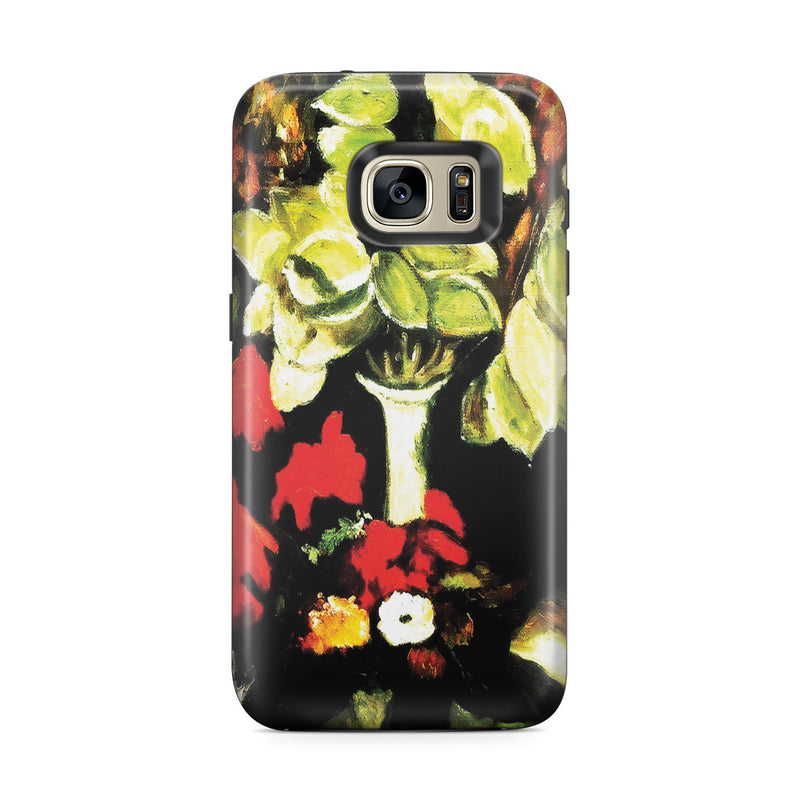 Galaxy S7 Edge Adventure Case - Vase with Honesty,1884 by Vincent Van Gogh
