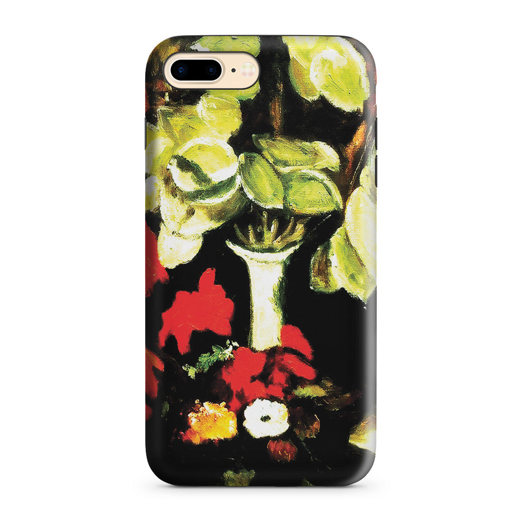 iPhone 7 Plus Adventure Case - Vase with Honesty,1884 by Vincent Van Gogh