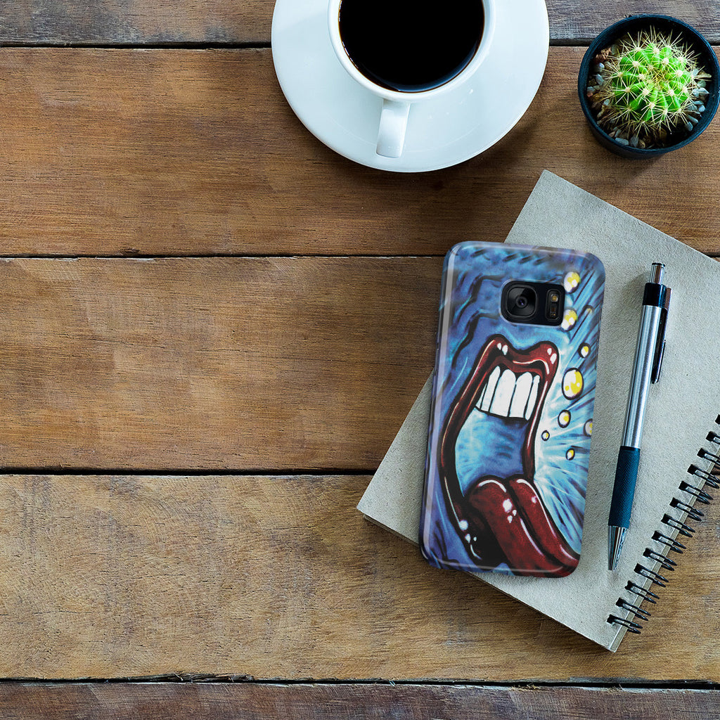 Galaxy S7  Case - Scream