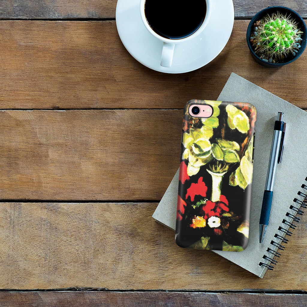 iPhone 6 | 6s Adventure Case - Vase with Honesty,1884 by Vincent Van Gogh