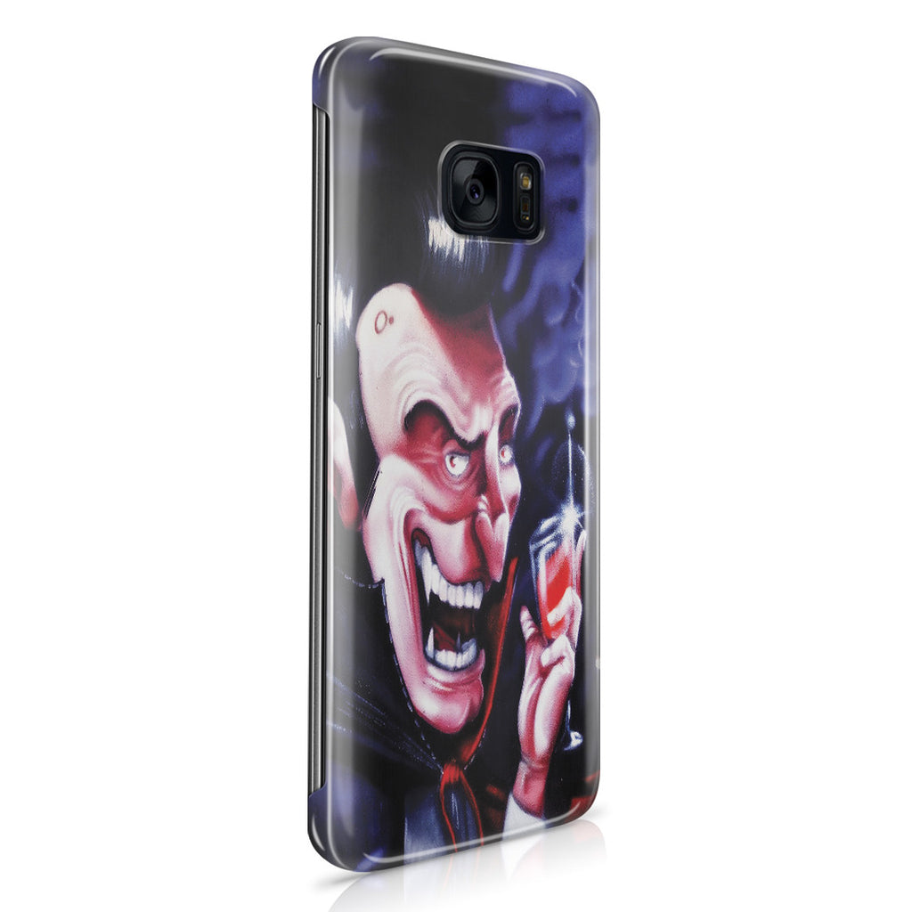 Galaxy S7 Edge  Case - The Count