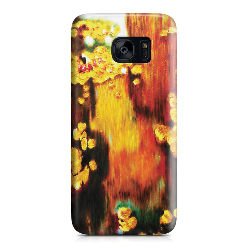 Galaxy S7 Edge Case - Water Lilies by Claude Monet