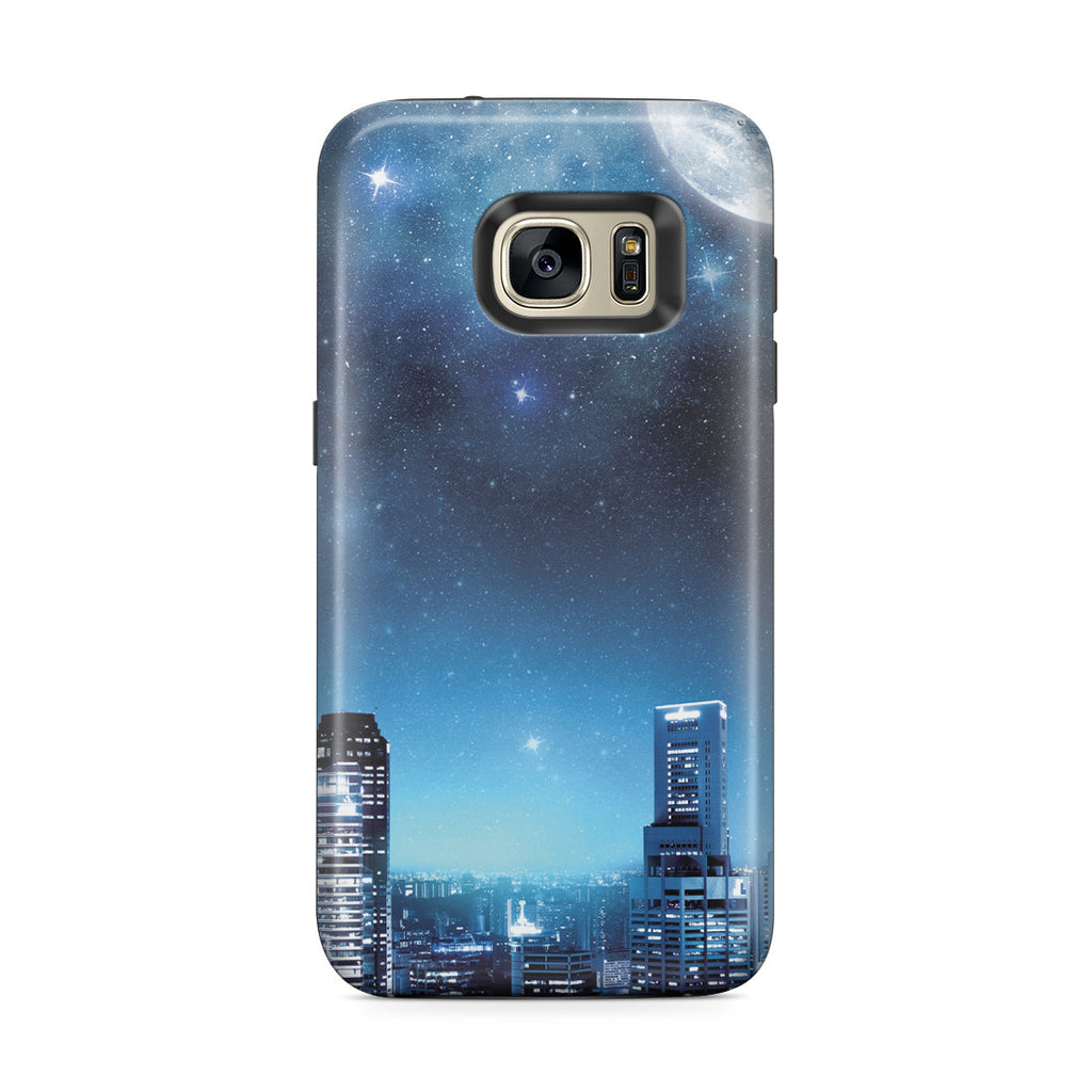 Galaxy S7 Edge Adventure Case - Night Sky
