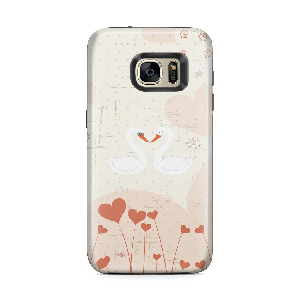 Galaxy S7 Edge Adventure Case - Endearment Forever