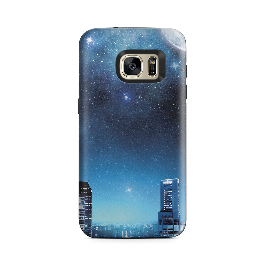 Galaxy S7 Adventure Case - Night Sky