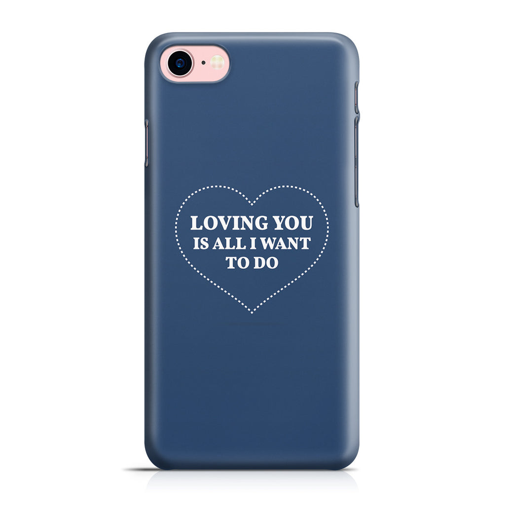 iPhone 6 | 6s Plus Case - All I Want Is You