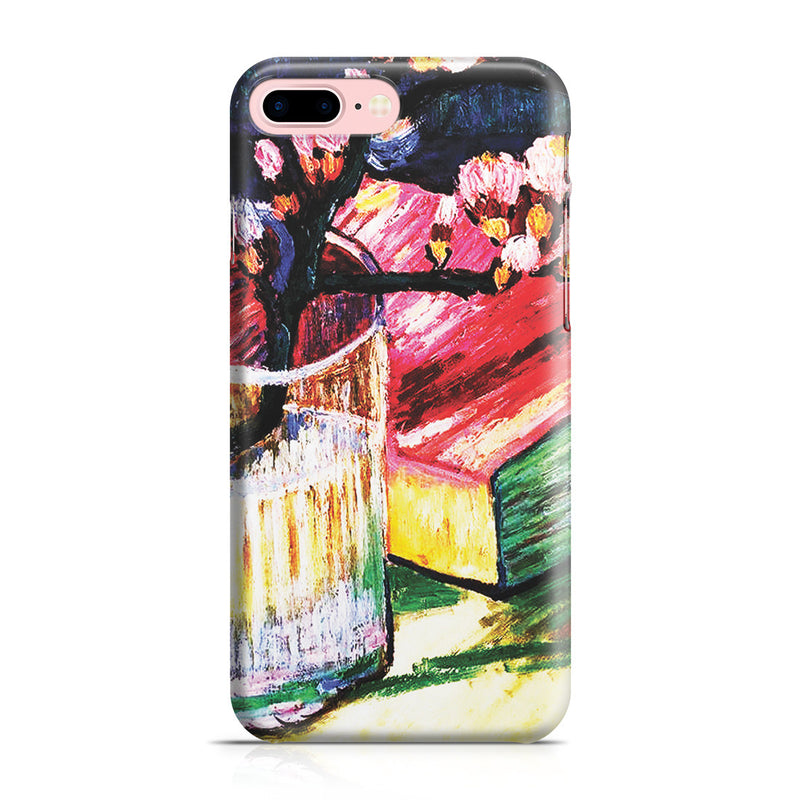 iPhone 7 Plus Case - Blossoming Almond Branch In a Glass with a Book, 1888 by Vincent Van Gogh