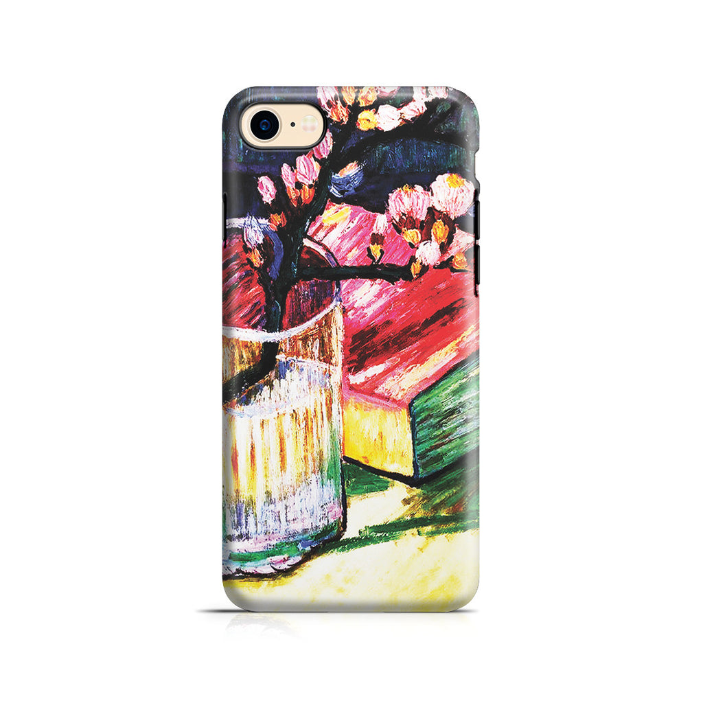iPhone 6 | 6s Adventure Case - Blossoming Almond Branch In a Glass with a Book, 1888 by Vincent Van Gogh