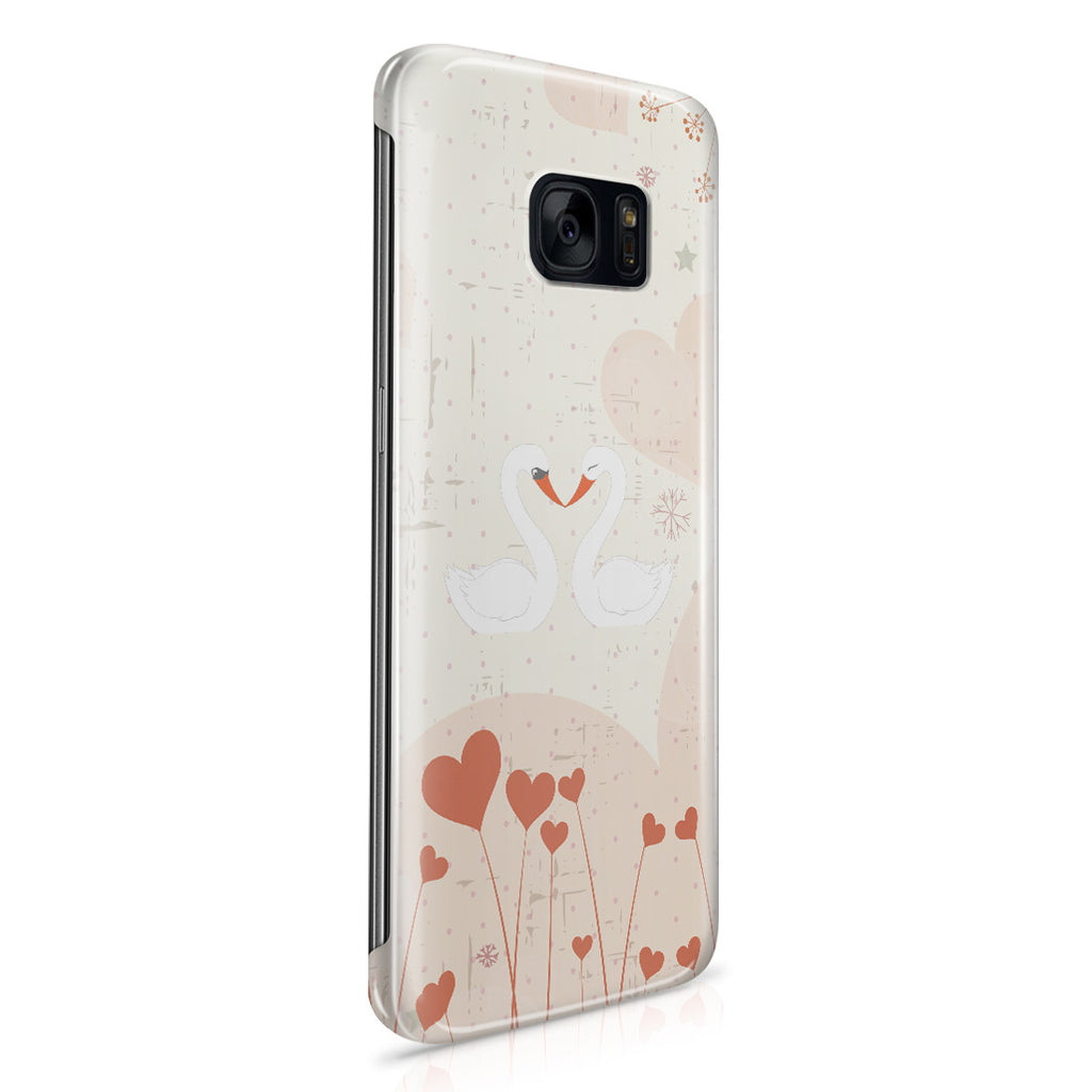 Galaxy S7 Edge Case - Endearment Forever