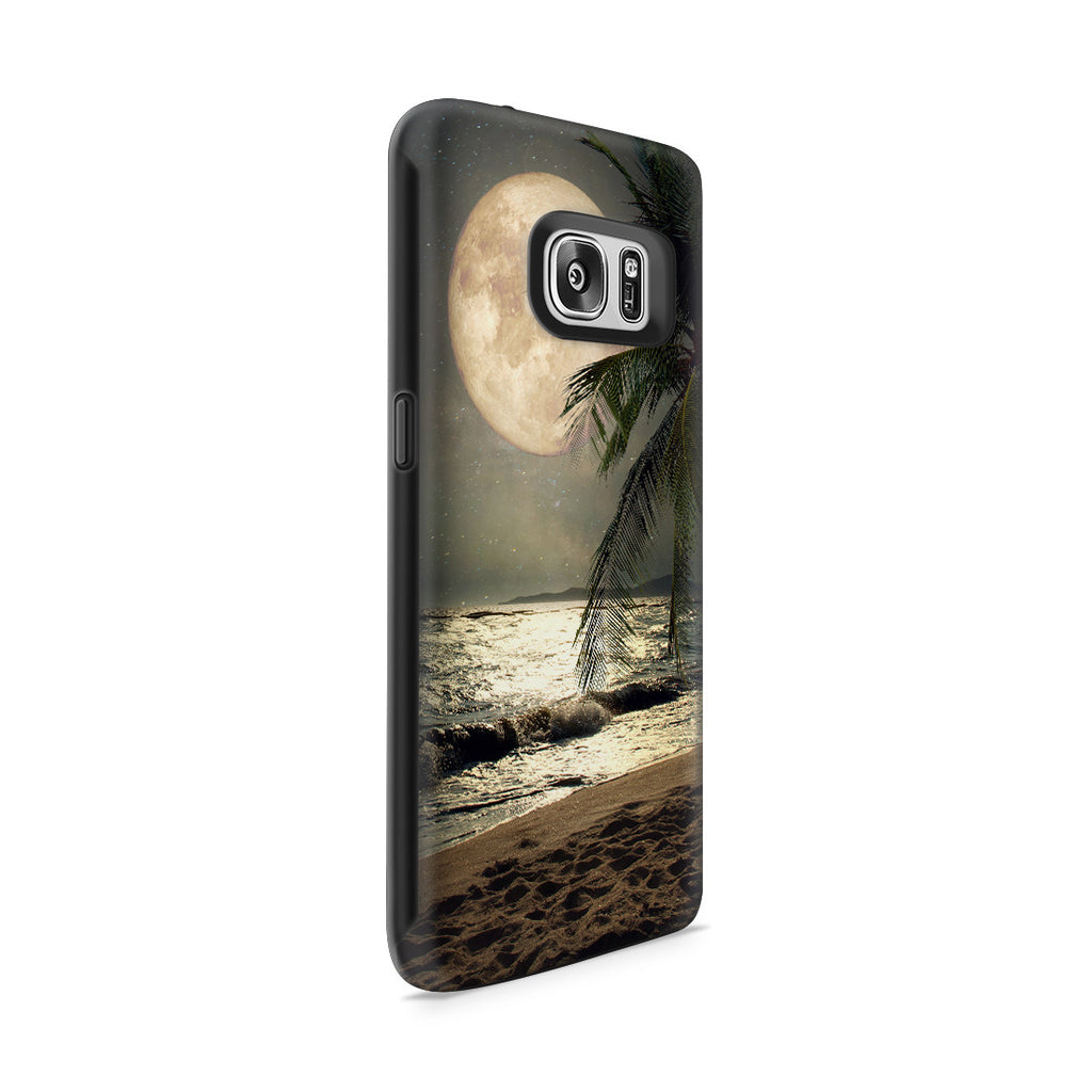 Galaxy S7 Adventure Case - Super Moon