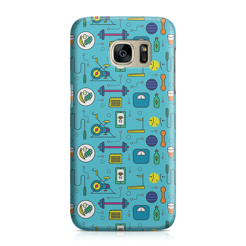 Galaxy S7 Case - My GYM