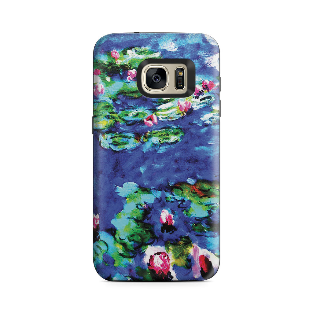 Galaxy S7 Adventure Case - Water Lilies by Claude Monet